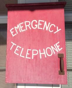 Emergency-Telephone
