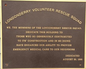 Building-Plaque